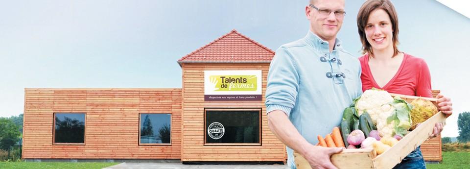 Nouveau magasin à Wambrechies : Talents de ferme !