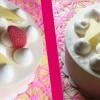 Gâteau glacé LE VACHERIN : Fraise ou Framboise !