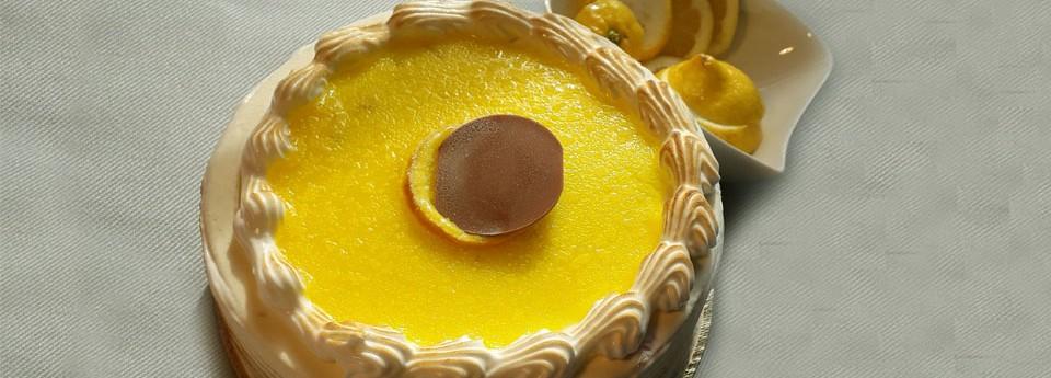 NOUVEAU / Le Gâteau Choco-citron