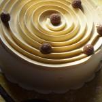 Gâteau Vacherin Caramel - Aux Délices de Christophe